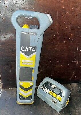 Cat 4 Cable Scanner Cat Scanner Radiodetection + Genny