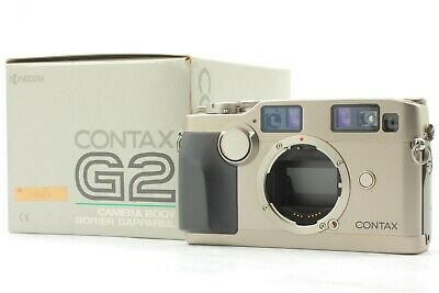[TOP MINT in BOX] Contax G2 35mm Rangefinder Film Camera Body From Japan #1175