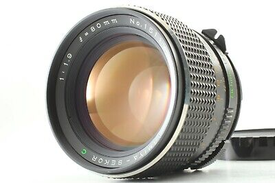 [TOP MINT] Mamiya Sekor C 80mm f/1.9 for 645 1000S Super Pro TL From Japan #1163