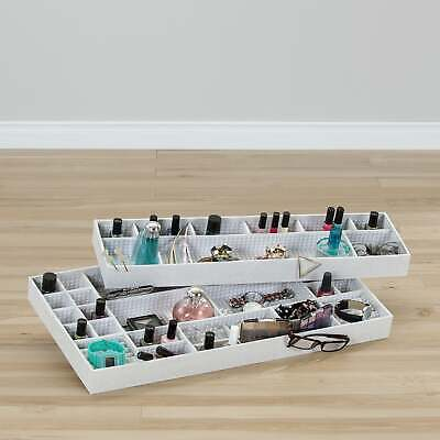 South Shore Storit Triangles Jewelry Drawer Organizers (Pack Multi-color