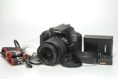 Canon EOS 1300D mit 18-55mm IS