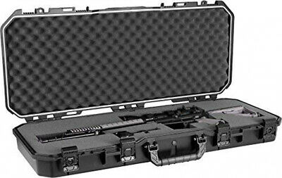 Plano Arms Gun Case Hard Shell Rifle Scope Storage Safe Box Waterproof Tactical