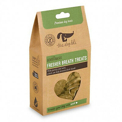 Wellness Fresher Breath Treats Parsley & Mint Petface Complementary Dog Food