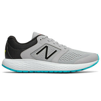 Chaussures Baskets New Balance homme 520 V5 taille Gris Grise Textile Lacets
