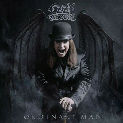 OZZY OSBOURNE Ordinary Man (Deluxe Edition) CD NEW