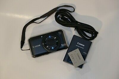 Canon PowerShot SX210 IS 14.1MP CAMERA and 14x OPTICAL ZOOM (FREE SHIPPING)