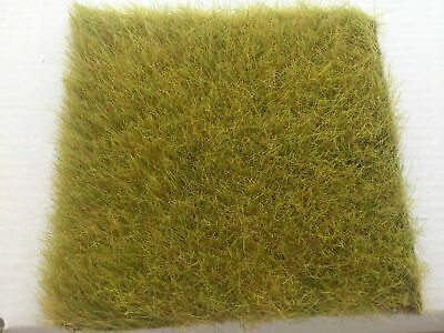 Tall Dry/dead Grass Mat for Model Railway/Diorama/Scenery