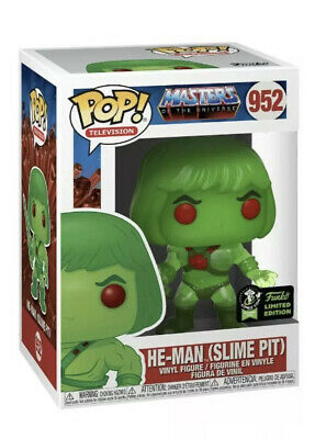 He-Man Slime Pit - Masters of the Universe Funko Pop 2020 ECCC Shared Pre-Order