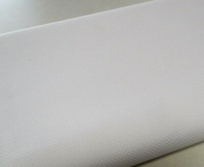 AIDA ~ 14 count WHITE (COLOUR #100) - 50 x 53 cms (NEW from ZWEIGART)