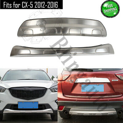 MV-Tuning Rear Pad for Bumper Protect Covers for Mazda CX5 KE 2010-2017 pads