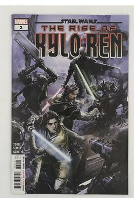 Star Wars The Rise of Kylo Ren #2 (2020 Marvel) First Print