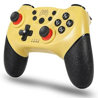 Bluetooth Wireless Gamepad Joystick Pro Controller for Nintendo Switch
