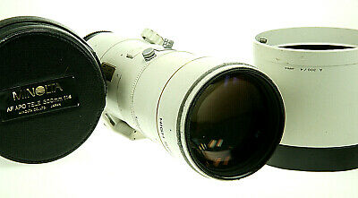 Minolta AF 4,0/300mm APO-TELE   High Speed APO / Sony A   OVP