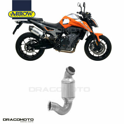 KTM DUKE 790 2018 2019 tubo ARROW RC