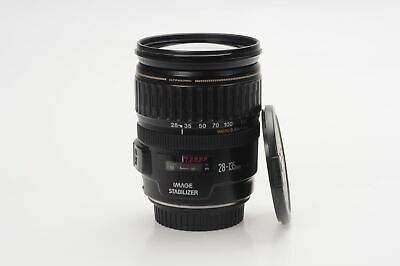 Canon EF 28-135mm f3.5-5.6 IS USM Macro Lens                                #004