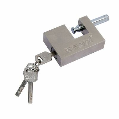 70mm Steel Shutter Padlock Heavy Duty High Security Garage Shed Container