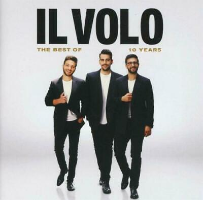 IL VOLO The Best Of 10 Years CD BRAND NEW