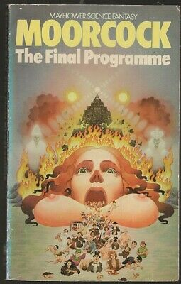 MICHAEL MOORCOCK  The Final Programme. UK pbk. 1st Jerry Cornelius novel