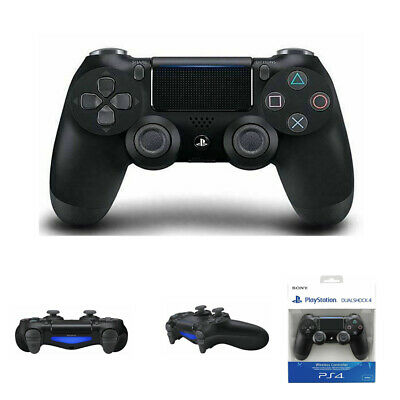 2020 new official Sony PlayStation Controller PS4 DUALSHOCK 4 BLACK V//AAA