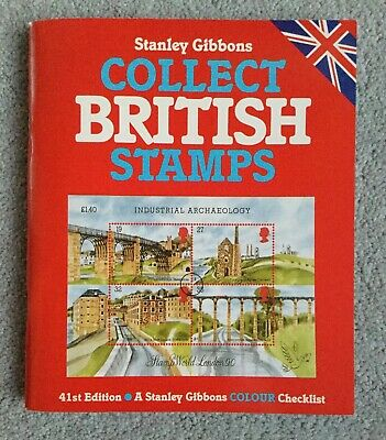 STANLEY GIBBONS COLLECT BRITISH STAMPS 41st EDITION
