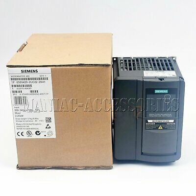1pc new Siemens Frequency converter 6SE6420-2UC22-2BA1 free shipping