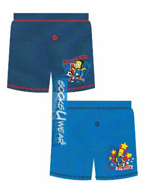 NEW BOYS BOXER SHORTS BART//SIMPSONS-ANGRY BIRDS-LIVERPOOL-MAN UNITED UNDER WEAR