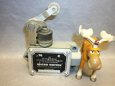 Microswitch BAF1-2RN2-LH Limit Switch With Roller Arm