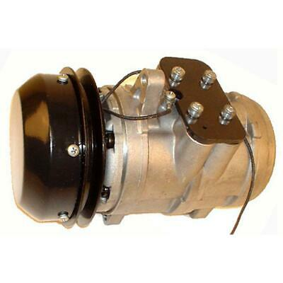 John Deere Tractor AC A//C Compressor With Clutch Replaces DENSO 6E171 1 GROOVE