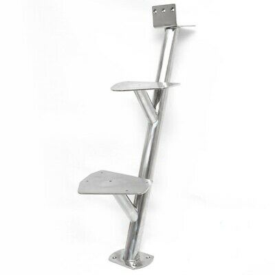 Hydra Sports Boat Cabin Step Frame HS22005651   2 Step Stainless