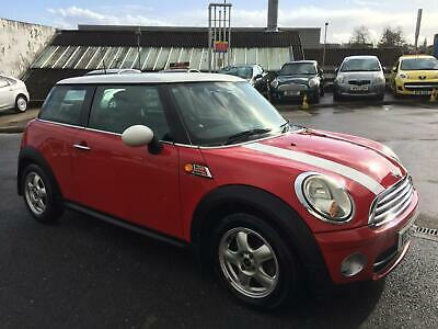 2007 MINI HATCHBACK 1.6 Cooper D 3dr #FINANCE AVAILABLE#LOW ROAD TAX