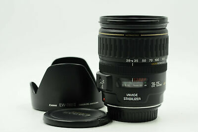 Canon EF 28-135mm f3.5-5.6 IS USM Macro Lens                                #322