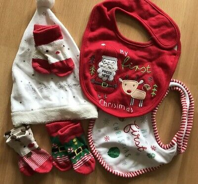 Baby's Christmas Accessories Bundle