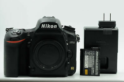 Nikon D750 24.3MP FX Digital Camera Body                                    #351