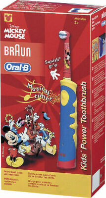 ORAL-B Stages Power Kids de Mickey Mouse Cepillo de Dientes Eléctrico