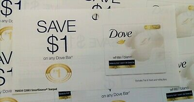 Save On Any Dove Bar Soap Product