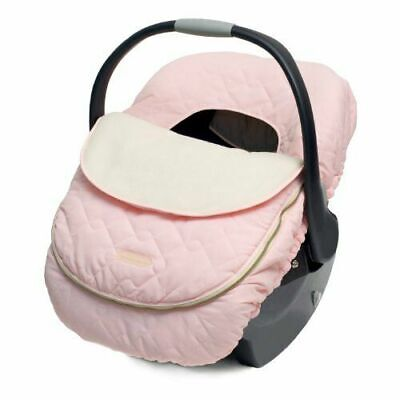 JJ Cole Car Seat Cover - Pink Baby
