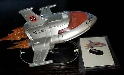 Heroclix Monthly OP Kit Invisible Plane #M17-V001 LE vehicle w//card!