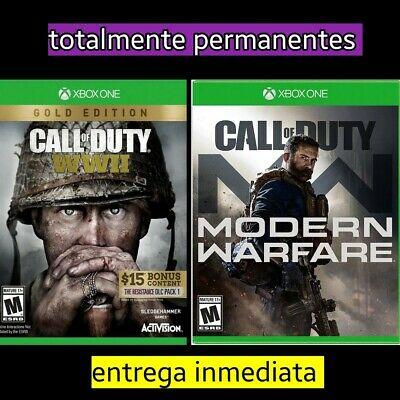 Oferta call of duty Xbox one offline no cd no codigo