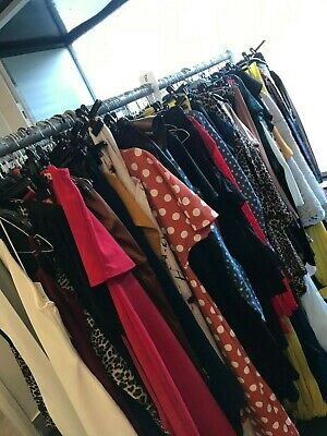 WHOLESALE JOBLOT of 100 DRESSES - Missguided Boohoo Pretty Little Thing Motel
