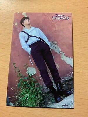 Stray Kids Cle Levanter Changbin Concept Official Photocard