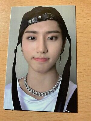 Stray Kids Cle Levanter Han Jisung No Border Photocard Double Knot Official