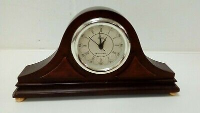 Small Mantle Clock - Acctim Westminster Chime Electronic
