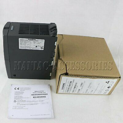 1pc new Siemens converter 6SE6420-2UC17-5AA1 0.75KW / 220V free shipping