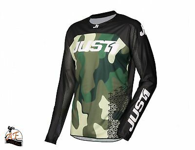Maglietta Just1 Cross Enduro MX J-Force Jersey Camouflage 2020