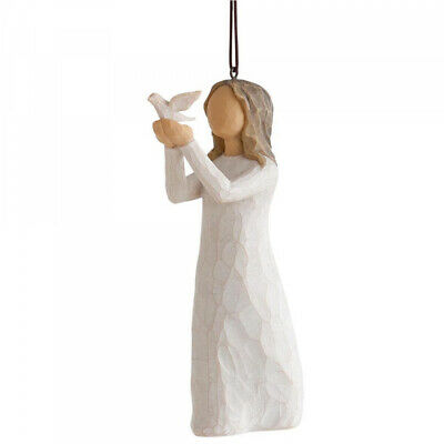 NEW Soar Figurative Hanging Ornament - Willow Tree by Susan Lordi