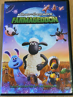 A Shaun the Sheep Movie - Farmageddon [DVD] 2019 2020 - Fast Dispatch