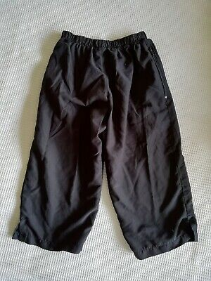 """Girls MILANO gymnastic 3/4 length trousers Size 28"""" age 7-8 years good condition"""