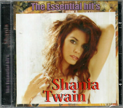 Shania Twain CD The Essential Hit's Brand New Sealed