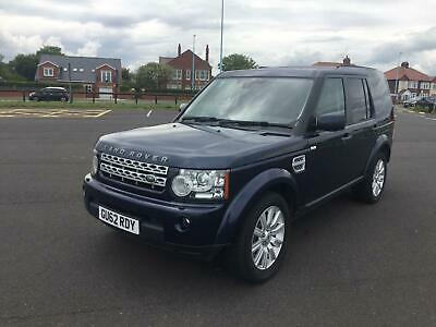 2012 Land Rover Discovery 4 3.0 SD V6 HSE 7 SEATER