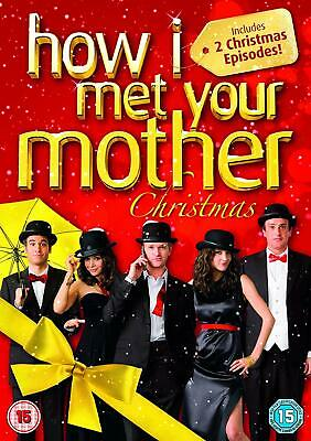 How I Met Your Mother Christmas DVD Region 2 Comedy